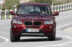 BMW X3 pictures revealed