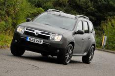 2013 Dacia Duster Black Edition review