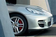 First picture: Porsche Panamera