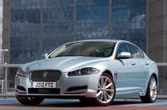 Jaguar tops 2013 JD Power survey