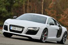 Audi R8 Limited Edition review