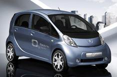 Peugeot's electric iOn: register now