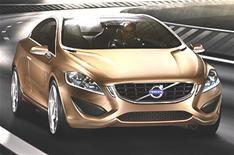 Future glimpsed in Volvo S60 concept