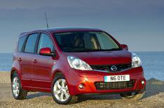 Nissan Note gets a new year makeover