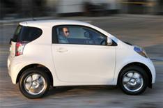 Toyota recalls iQ city cars