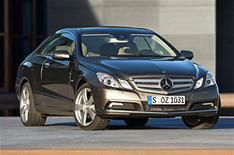The armoured Mercedes-Benz E-Class