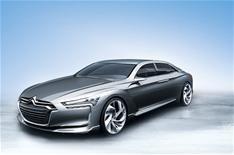 Citroen unveils Metropolis concept car
