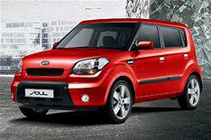 Five all-new Kias in two years