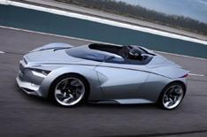 Chevrolet concept cars for Frankfurt
