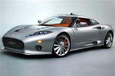 Spyker moves production to Coventry