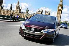 Win a drive in a Honda FCX Clarity