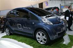 Frankfurt 2009: Peugeot iOn