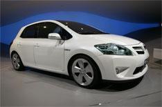 Frankfurt 2009: Toyota Auris hybrid