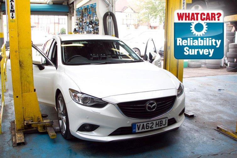 2017 What Car? Reliability Survey