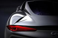 Electric Infiniti sportscar for Geneva