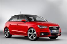 Audi reveals A1 Sportback