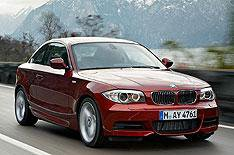 New BMW 1 Series Coupe and Convertible