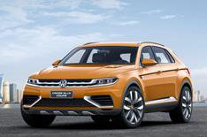 Volkswagen Crossblue Coupe revealed