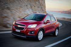 2013 Chevrolet Trax review