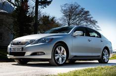 Lexus reveals UK recall details