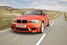 BMW 1 Series M Coupe driven