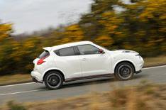 2013 Nissan Juke Nismo 4WD CVT review