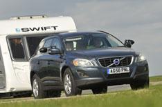 Volvo XC60 wins Towcar Awards