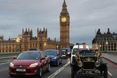 Ford Centenary Tour looks to future