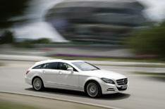 2012 Mercedes CLS Shooting Brake review