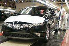 Profits plunge as Honda shuts down