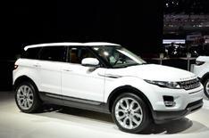 Range Rover Evoque 5-door live