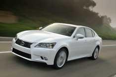 New Lexus GS prices revealed