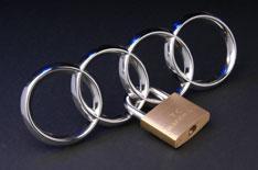 Security award for Audi