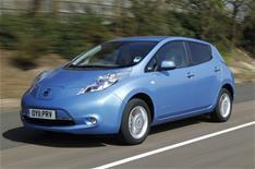 Nissan to boost Leaf dealership network