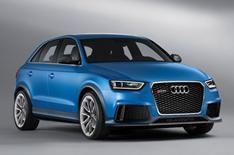 Beijing 2012:Audi RS Q3 concept