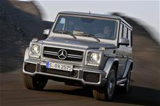 Mercedes G-Class prices revealed