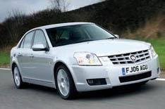 Cadillac BLS' price parity