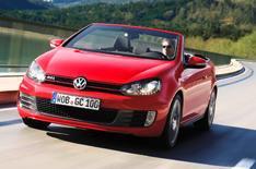 Volkswagen Golf GTI Cabriolet review