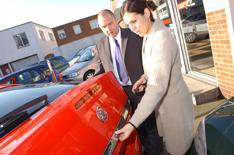 Crackdown on dodgy car sellers