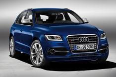 Audi SQ5 TDI unveiled - updated