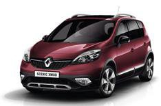2013 Renault Scenic pricing announced