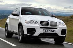 2012 BMW X6 M50d review