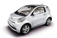 Toyota reveals new iQ concept cars