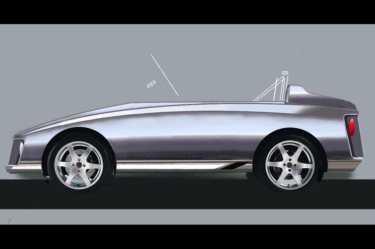 New car designed for children revealed