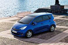 New Toyota MPV to debut at Paris show