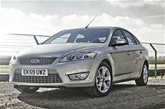 Used Ford Mondeo covers most miles