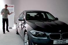 BMW 5 Series: Reader Test Team