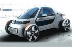 Volkswagen Nils concept car revealed
