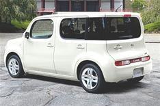 What Car? TV: Nissan Cube