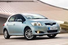 Greenest Toyota Auris goes on sale